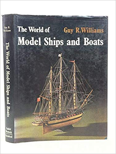 9780233962887: World of Model Ships and Boats