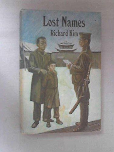 9780233963044: Lost Names: Scenes from a Korean Boyhood