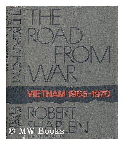 9780233963204: Road from War