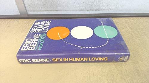 9780233963259: Sex in Human Loving