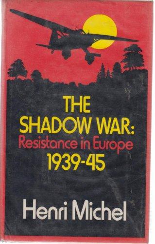 9780233963501: Shadow War