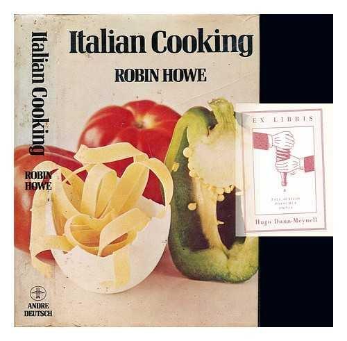 Italian Cooking: Howe, Robin