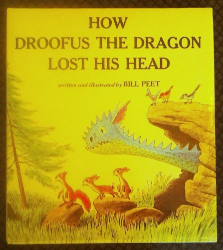 9780233963655: How Droofus the Dragon Lost His Head