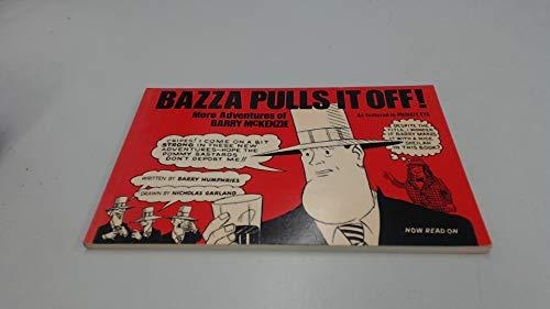 9780233964126: Bazza Pulls it Off