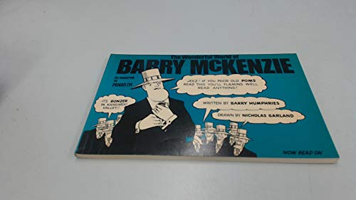 9780233964140: The Wonderful World of Barry McKenzie