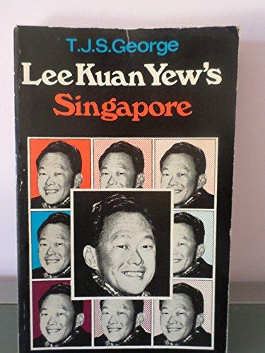 9780233965178: Lee Kuan Yew's Singapore