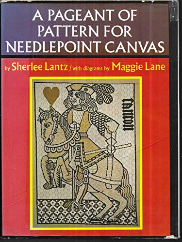 Pageant of Pattern for Canvas: Sherlee Lantz