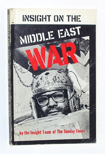 9780233965666: Insight on the Middle East War