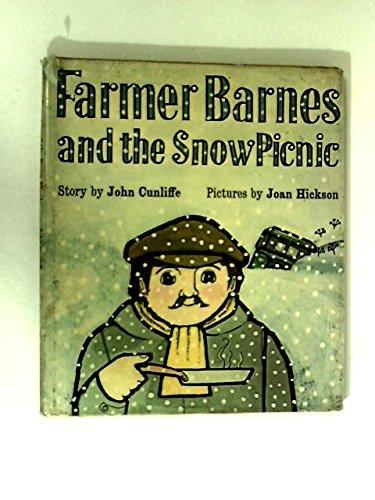 9780233965727: Farmer Barnes and the Snow Picnic