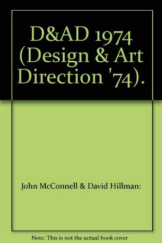 9780233966076: Design and Art Direction 1974