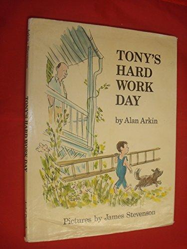 9780233966465: Tony's Hard Work Day