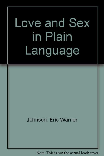 9780233966694: Love and Sex in Plain Language