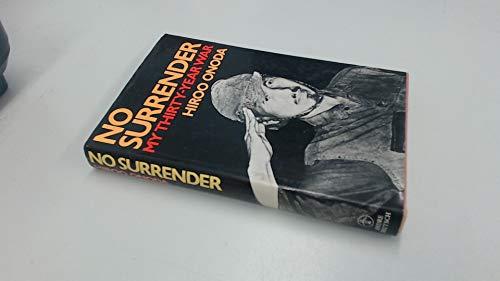 9780233966977: No Surrender: My Thirty-year War