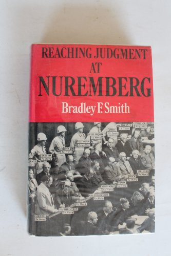 9780233968582: Reaching Judgement at Nuremberg