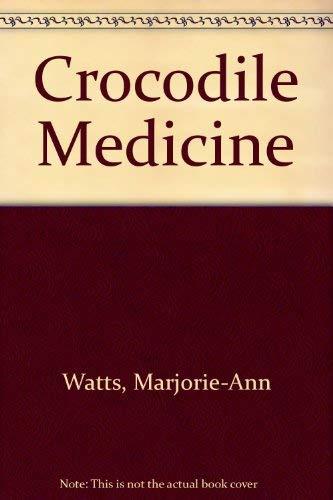 9780233968636: Crocodile Medicine