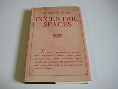 9780233968780: Eccentric Spaces