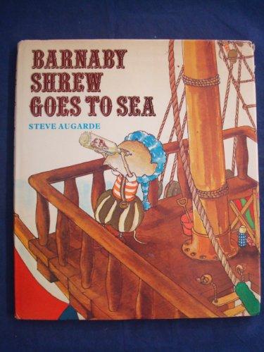 9780233969572: Barnaby Shrew Goes to Sea