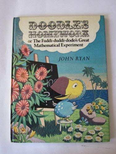 9780233969985: Doodle's Homework: Or, the Fuddi-Duddi-Dodo's Great Mathematical Experiment