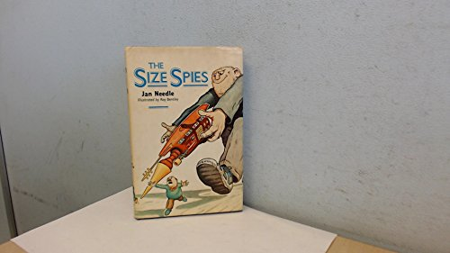 9780233970035: Size Spies