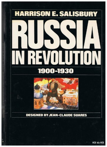 9780233970134: Russia in Revolution, 1900-30