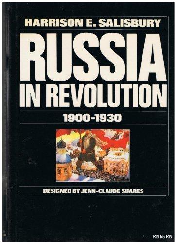 9780233970134: Russia in Revolution, 1900-30