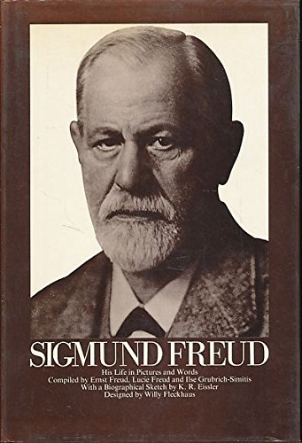 9780233970158: Sigmund Freud: His Life in Pictures and Words