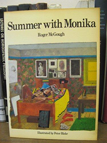 9780233970349: Summer with Monika