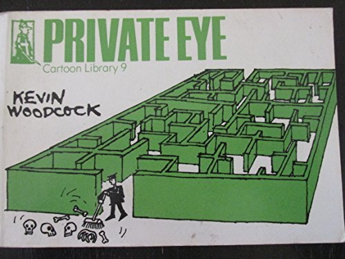 "Private Eye """" Cartoonists ('Private eye' cartoon library)"