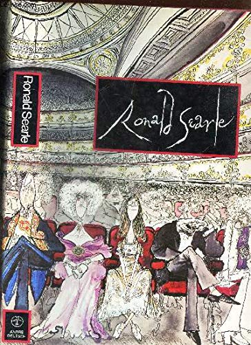 Ronald Searle By Searle Ronald Bock Henning Andre Deutsch