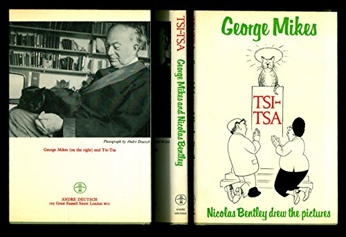 9780233970639: Tsi-tsa: Biography of a Cat