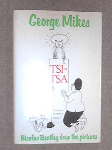 9780233970639: Tsi-tsa: Biography of a Cat