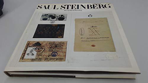 9780233970868: Saul Steinberg