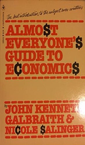9780233971254: Almost Everyone's Guide to Economics
