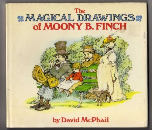 9780233972046: The Magical Drawings of Moony B.Finch