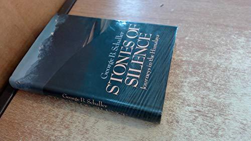 9780233972152: Stones of Silence: Journeys Through the Himalaya