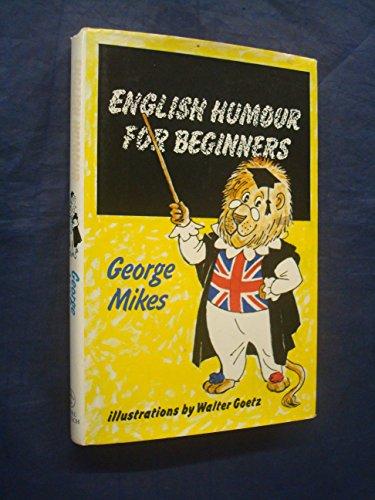 9780233972961: English Humour