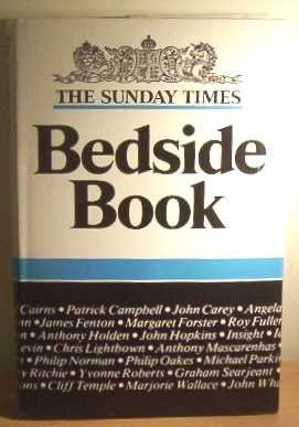 THE SUNDAY TIMES BEDSIDE BOOK II: George Darby, Editor.