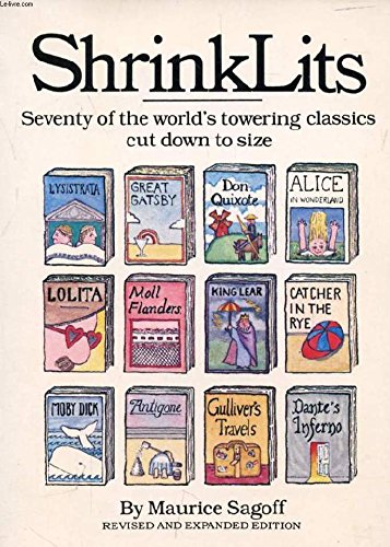 9780233973142: ShrinkLits: Seventy of the World's Towering Classics Cut Down to Size