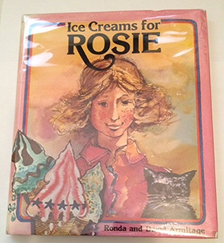 9780233973616: Ice Creams for Rosie