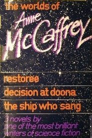 9780233974149: The Worlds of Anne McCaffrey