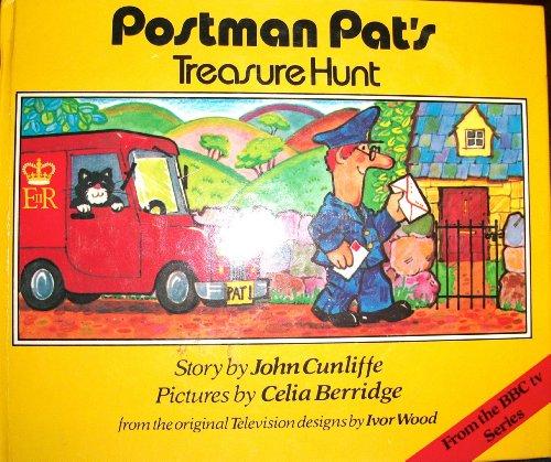 9780233974170: Postman Pat's Treasure Hunt