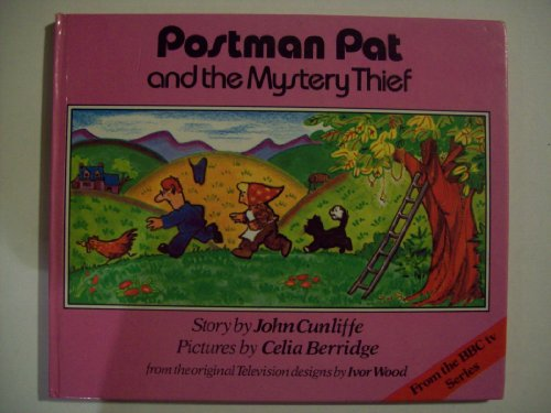 9780233974187: Postman Pat and the Mystery Thief (Postman Pat - storybooks)
