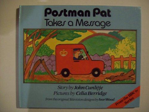 9780233975474: Postman Pat Takes a Message (Postman Pat - storybooks)