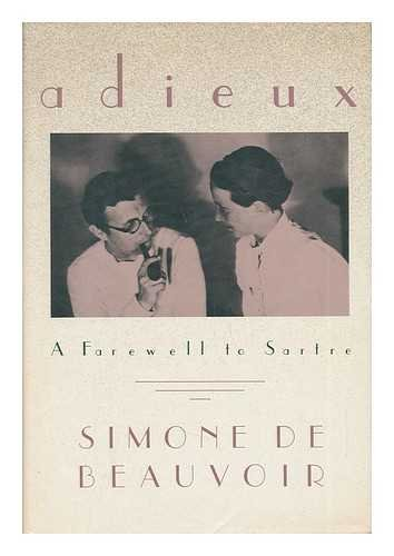 9780233975757: Adieux: Farewell to Sartre