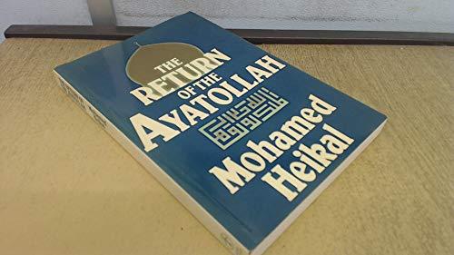 9780233976600: Return of the Ayatollah