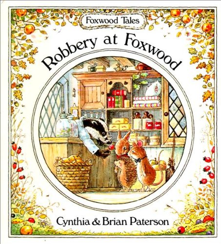 9780233976716: Robbery at Foxwood (Foxwood tales)