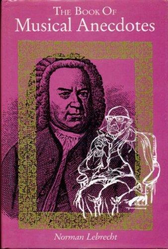 9780233977300: The Book of Musical Anecdotes.