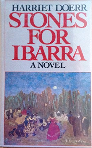 9780233977522: Stones for Ibarra - A Novel