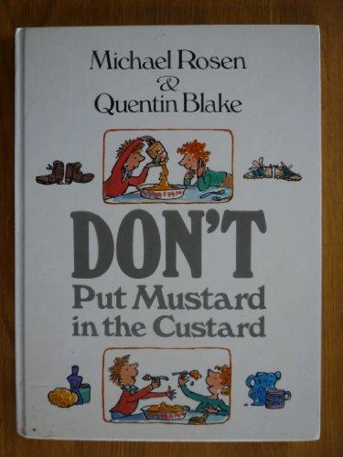 9780233977843: Don't Put Mustard in the Custard