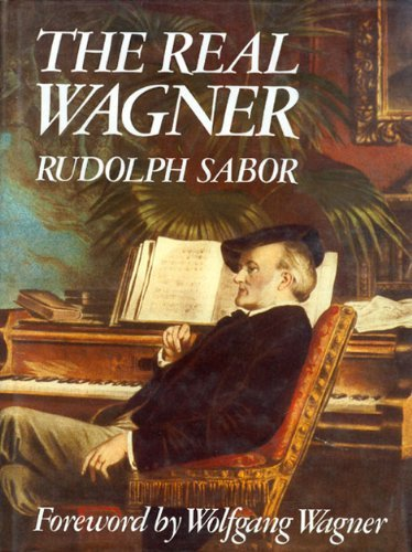 The Real Wagner: Sabor Rudolph